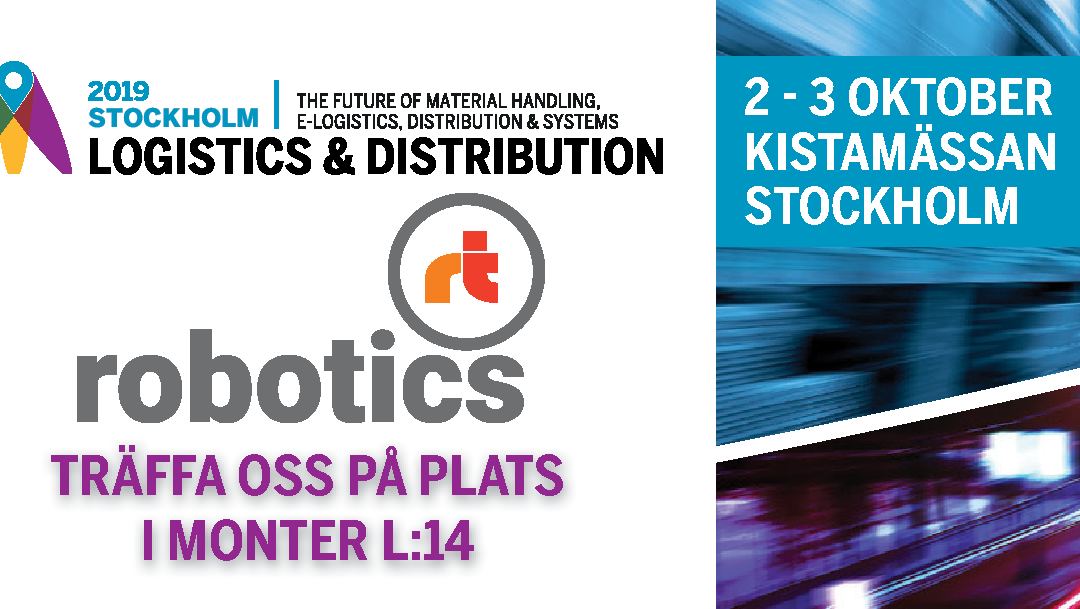 Logistic & Distribution – Kistamässan 2-3/10